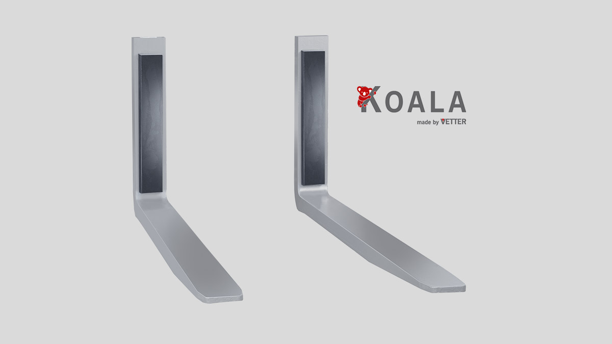 Einfach, magnetisch, sicher: KOALA-S Prallschutz