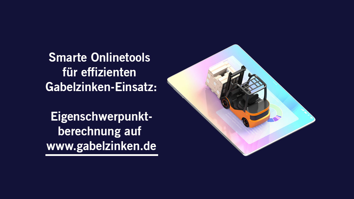 Eigenschwerpunkt-Berechnung auf www.gabelzinken.de