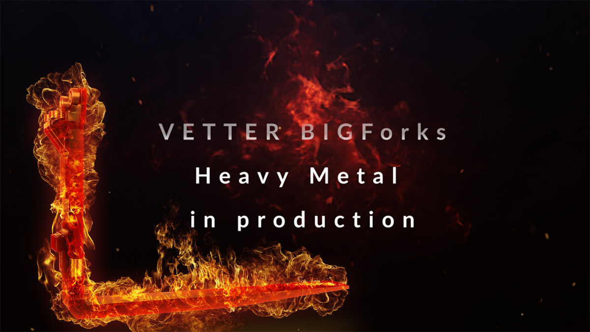 BIGForks: Heavy Metal in fork Production
