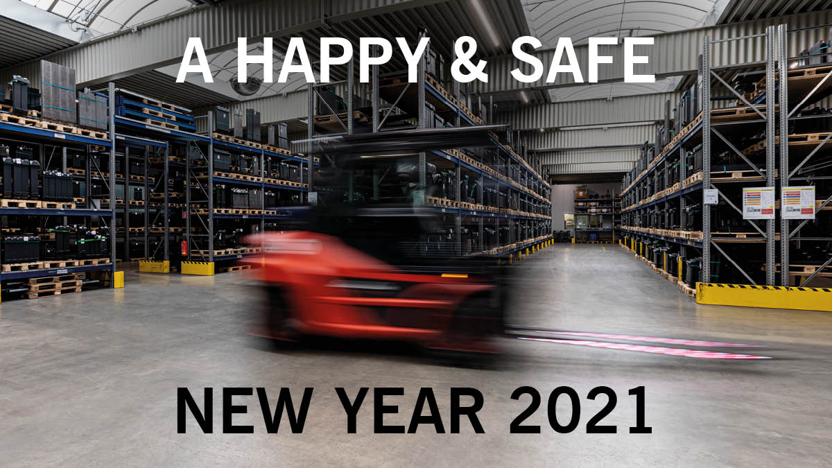 A happy and safe new year