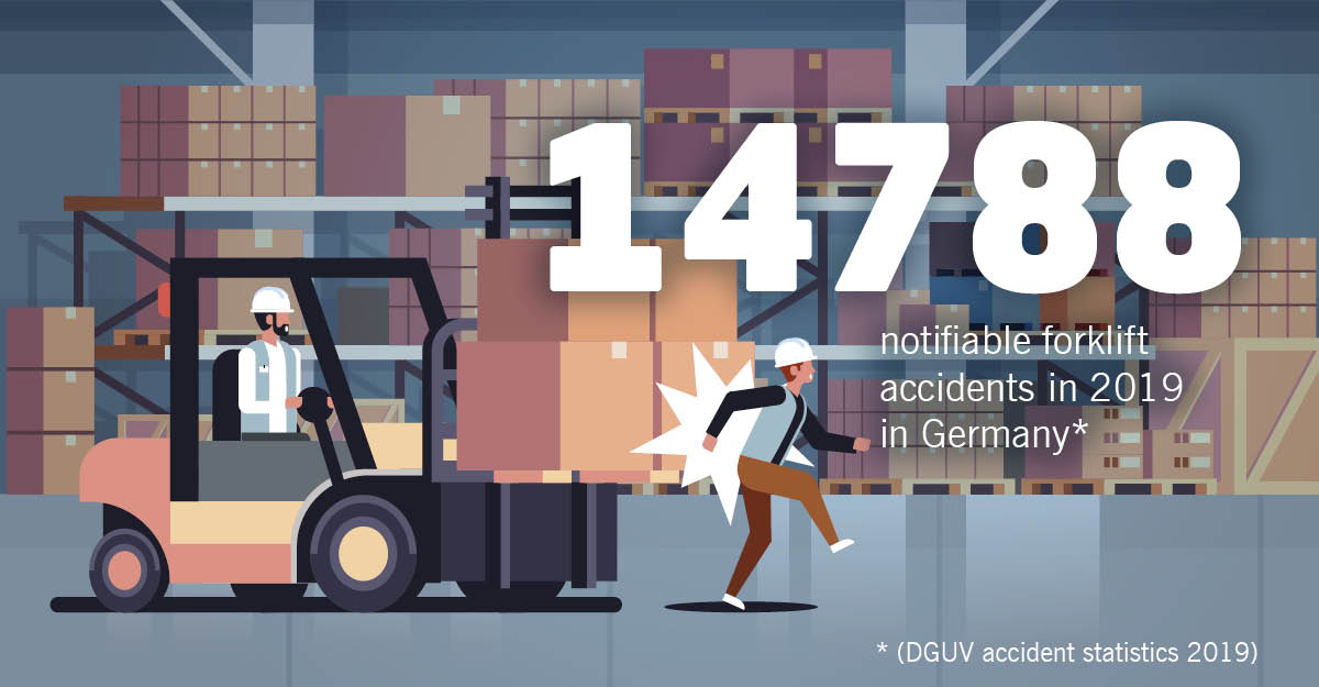 Logistics needs to become safer. There is much to be done!